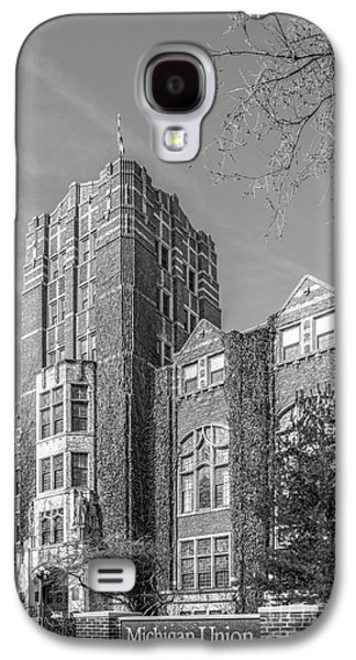 University Of Michigan Union Galaxy S4 Case by University Icons