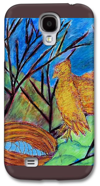 Watchful Waiting Galaxy S4 Case by Ava Shelton
