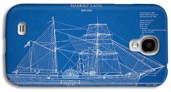 U.s. Coast Guard Revenue Cutter Harriet Lane Galaxy S4 Case