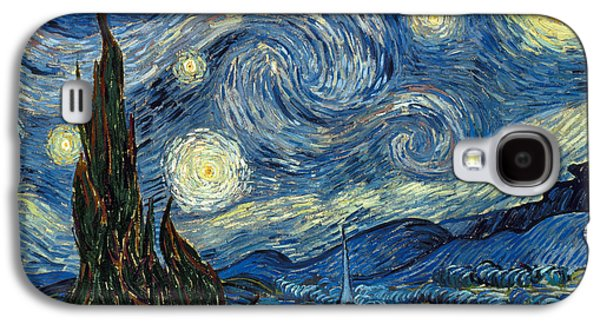 Impressionism Galaxy S4 Case - Van Gogh Starry Night by Granger