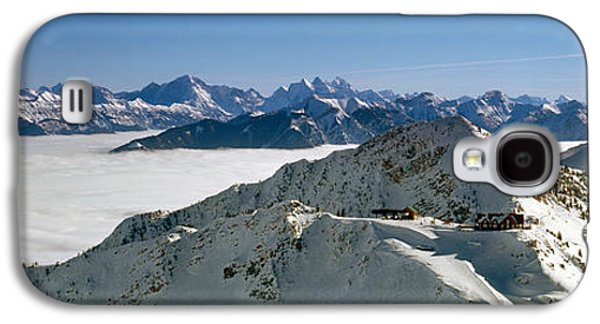 View Of The Kicking Horse Resort Galaxy S4 Case by Panoramic Images