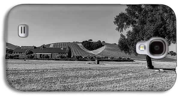 Vineyards Of California Galaxy S4 Case
