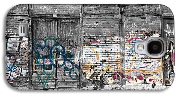 Warehouse In Lisbon Galaxy S4 Case by Ehiji Etomi