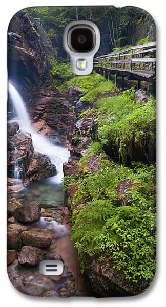 Waterfall  Galaxy S4 Case by Sebastian Musial