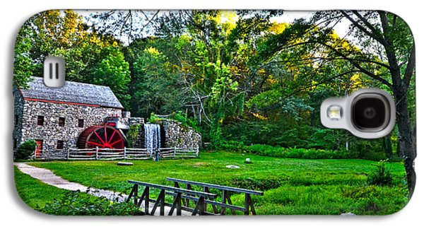 Wayside Inn Grist Mill Galaxy S4 Case by Toby McGuire