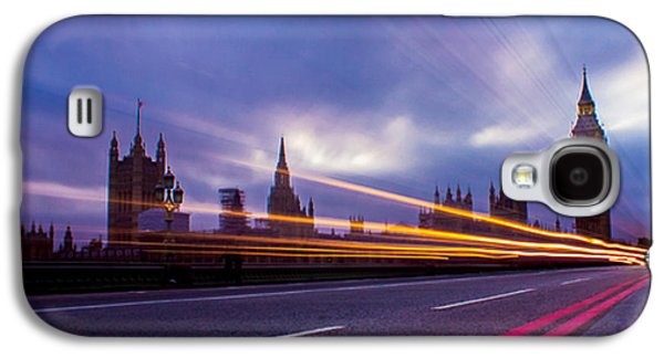 Westminster Bridge Galaxy S4 Case by Martin Newman