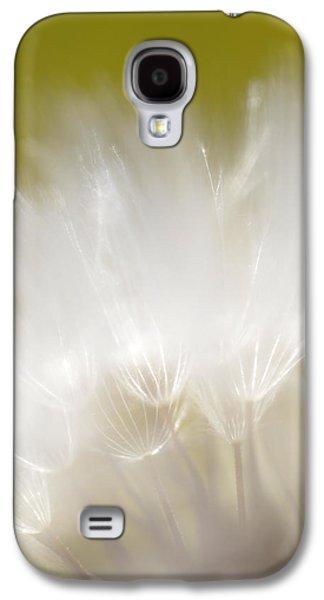 White Blossom 1 Galaxy S4 Case
