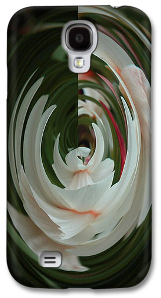 White Form Galaxy S4 Case