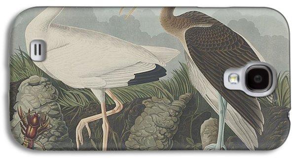 White Ibis Galaxy S4 Case