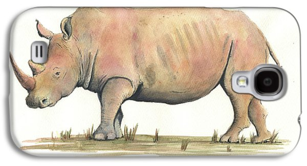 White Rhino Galaxy S4 Case