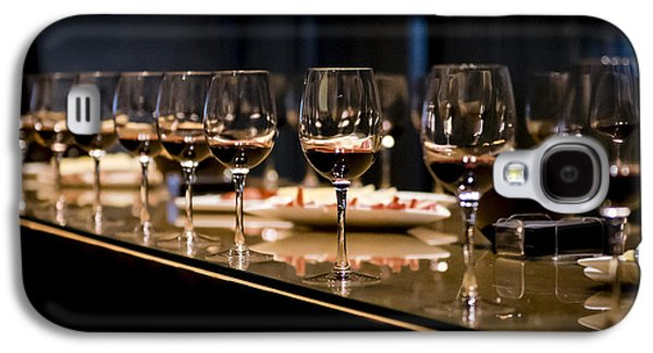 Wine Tasting Galaxy S4 Case by Jon Berghoff