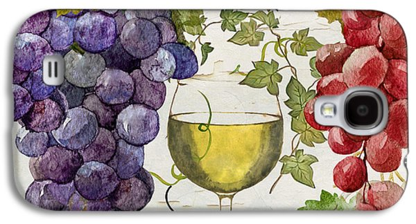 Wines Of Paris II Galaxy S4 Case