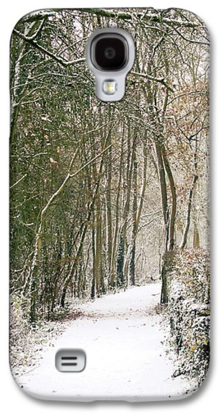 Winter Journey Galaxy S4 Case by Andy Smy