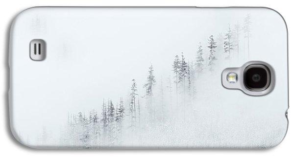Winter Veil Galaxy S4 Case