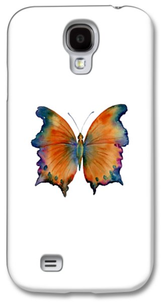 1 Wizard Butterfly Galaxy S4 Case by Amy Kirkpatrick