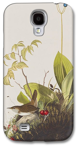 Wood Wren Galaxy S4 Case
