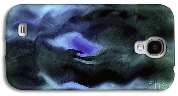 Worlds Away Galaxy S4 Case by Krissy Katsimbras