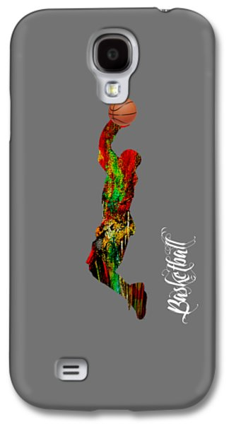 Basketball Collection Galaxy S4 Case