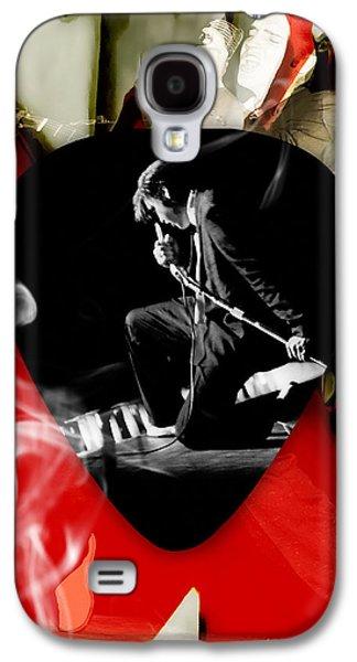 Elvis Presley Art Galaxy S4 Case by Marvin Blaine