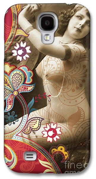 Goddess Galaxy S4 Case by Chris Andruskiewicz