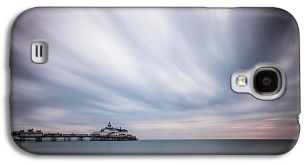 10 Minute Exposure Of Eastbourne Pier Galaxy S4 Case