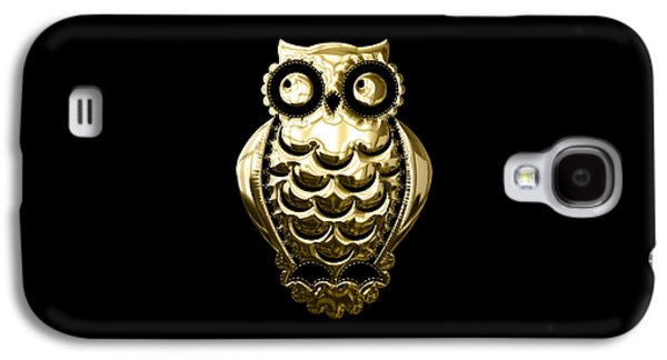 Owl Collection Galaxy S4 Case