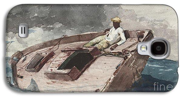 The Gulf Stream Galaxy S4 Case by Winslow Homer