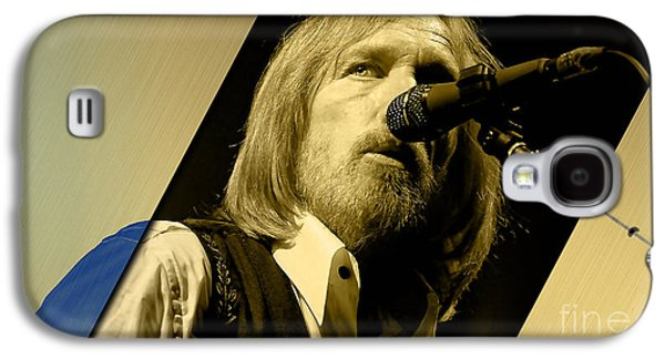 Tom Petty Collection Galaxy S4 Case by Marvin Blaine