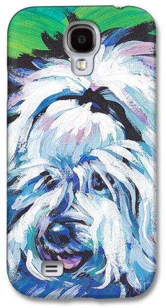 100 Per Cent Cotton Galaxy S4 Case by Lea S