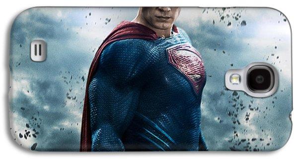 Batman V Superman Dawn Of Justice 2016  Galaxy S4 Case