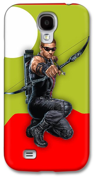 Hawkeye Collection Galaxy S4 Case