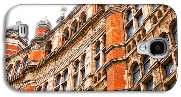 London Building Galaxy S4 Case by Tom Gowanlock