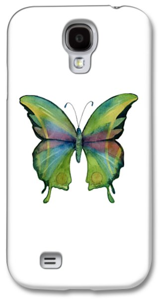 11 Prism Butterfly Galaxy S4 Case