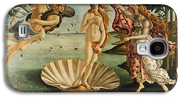 The Birth Of Venus Galaxy S4 Case