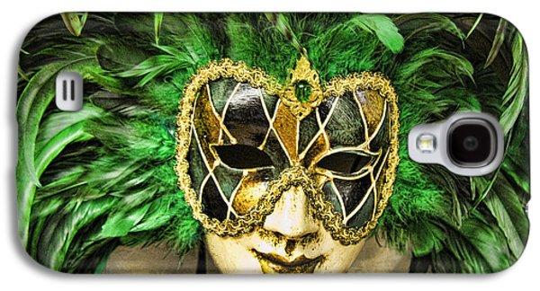 Venetian Carnaval Mask Galaxy S4 Case