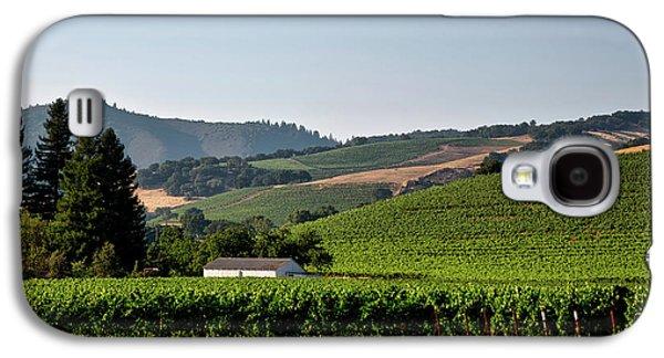 California Vineyard Galaxy S4 Case