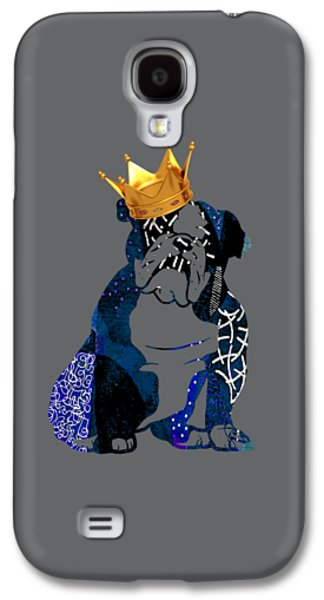 English Bulldog Collection Galaxy S4 Case by Marvin Blaine