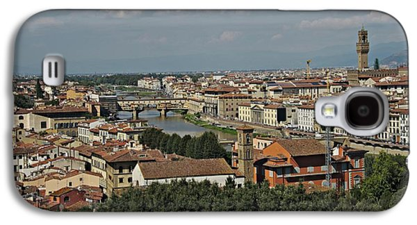 Florence Italy Galaxy S4 Case