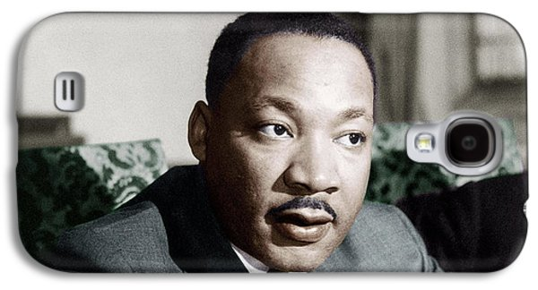 Martin Luther King Jr Galaxy S4 Case