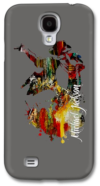 Michael Jackson Collection Galaxy S4 Case