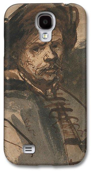 Self-portrait Galaxy S4 Case by Rembrandt
