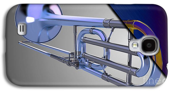 Trombone Collection Galaxy S4 Case