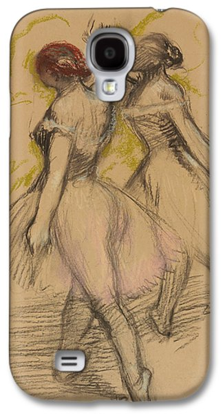 Two Dancers Galaxy S4 Case