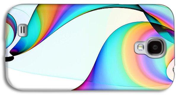 Abstract - Lakshmi Yei Galaxy S4 Case