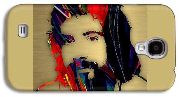 Cat Stevens Collection Galaxy S4 Case by Marvin Blaine