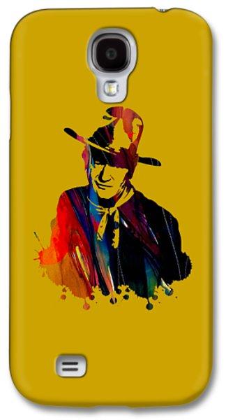 John Wayne Collection Galaxy S4 Case