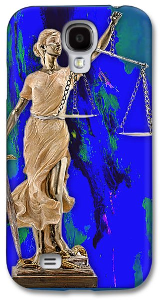 Law Office Collection Galaxy S4 Case