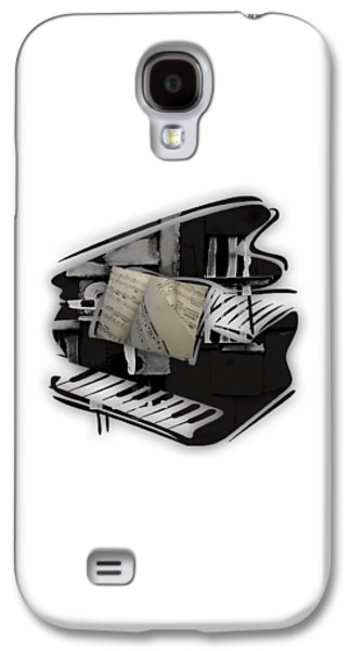 Piano Collection Galaxy S4 Case
