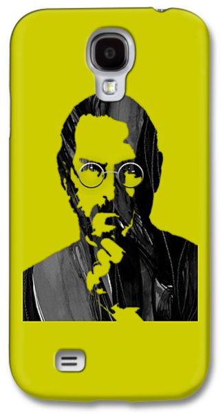 Steve Jobs Collection Galaxy S4 Case