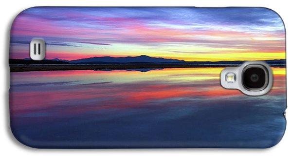 Lake Winnipesaukee - Layers Galaxy S4 Case